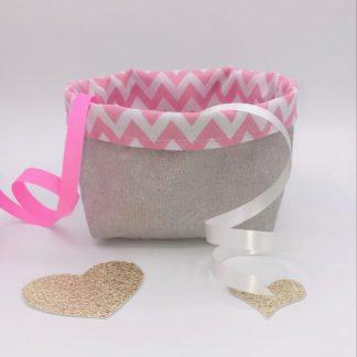 Paniers en tissu